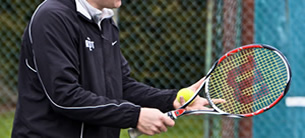 Sutton United Tennis Club welcomes players of all ages and abilities - why not join now?
